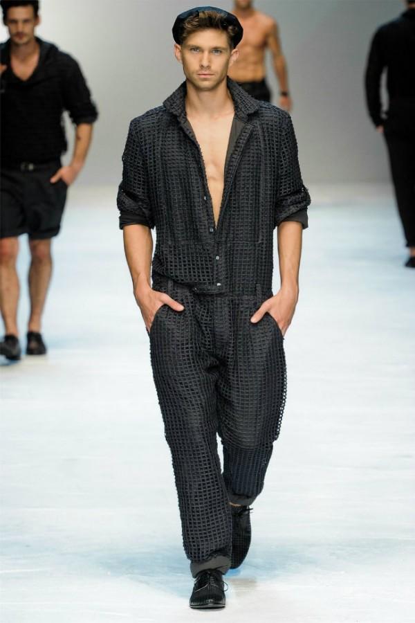Men's Fashion Trends Spring 2012