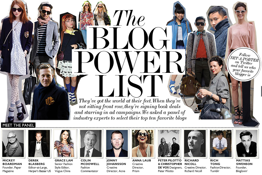 Fashion Bloggers – The new era of Influencers | The Rabbit ...