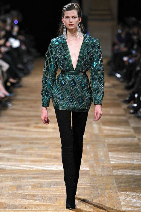 BALMAIN_2013_2014_fall_winter_womenswear_collect